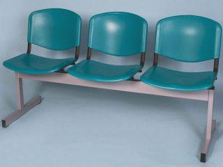 Lavička do čakárne VISICOLOR